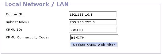 krmu_id How to troubleshoot empty logs.