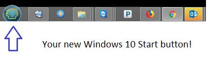 newstart Replace the Windows 8 / 10 Start button.