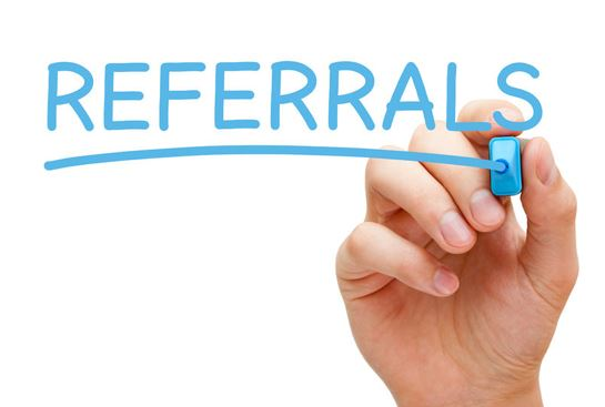 referrals Affiliate Program