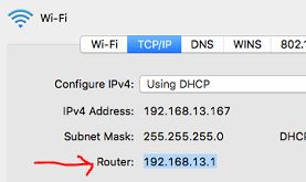 routerip How to secure your old WiFi.