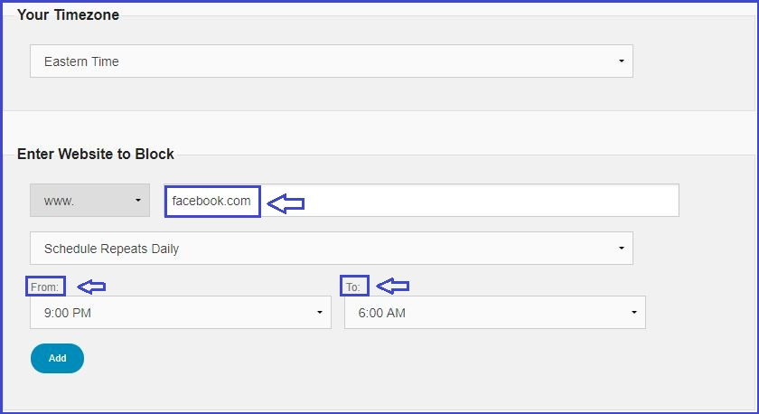 block_fb-1 How to control Internet / App access on iOS / Android.