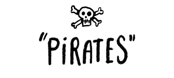 pirates Hollywood vs Family Safe Movies - Action needed.