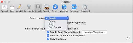 safari_ddg How to change your default search engine.