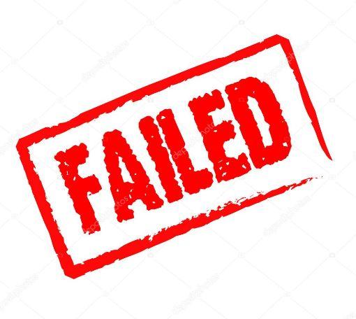 failed test-failed